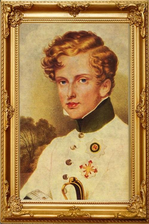 Les Objets d'Histoire de Napoléon II