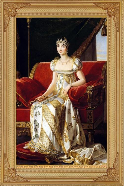 Les Objets d'Histoire de Pauline BONAPARTE