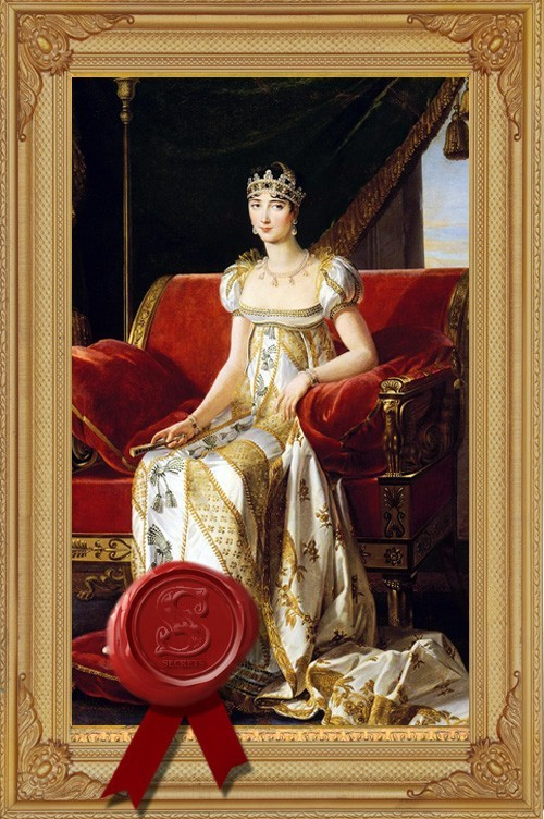 Secrets of Pauline Bonaparte