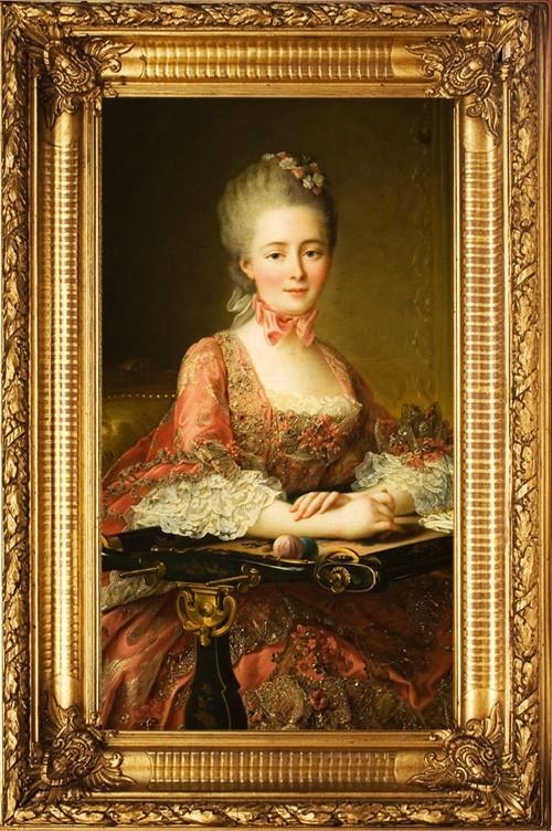Les Objets d'Histoire de la Marquise de CAUMONT