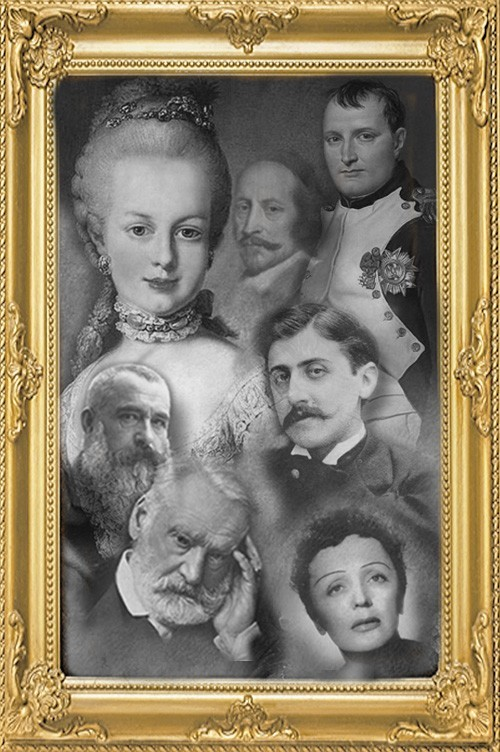 """The """"Historical Figures"""" Collection"""