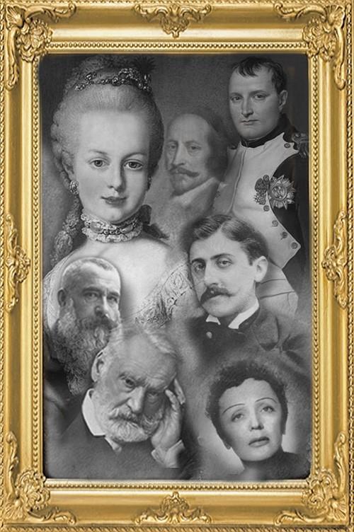 """Collection """"Personnages Historiques"""""""