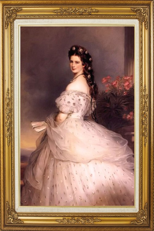 Objets et Produits d'Histoire des Princesses, Reines & Impératrices