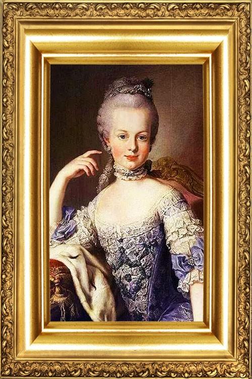 Objets et Produits d'Histoire de Marie-Antoinette