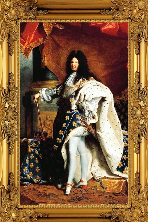 Les Objets d'Histoire de Louis XIV