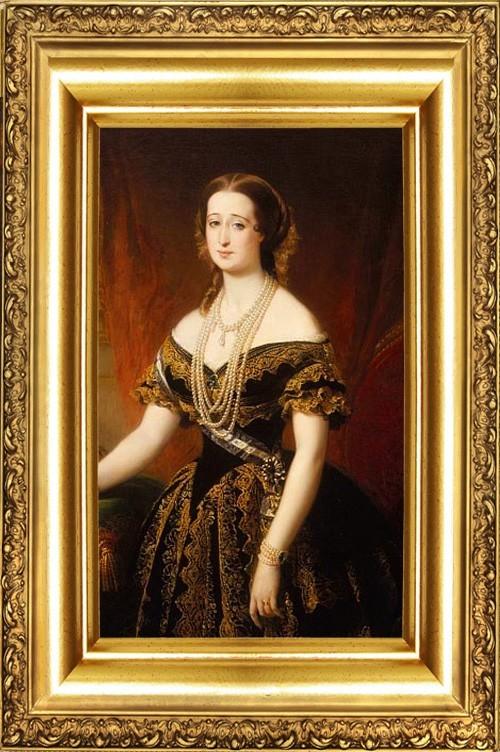 Objets et Produits d'Histoire de l'Impératrice Eugénie