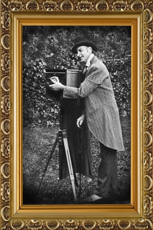 Objects of History of Great Photographers