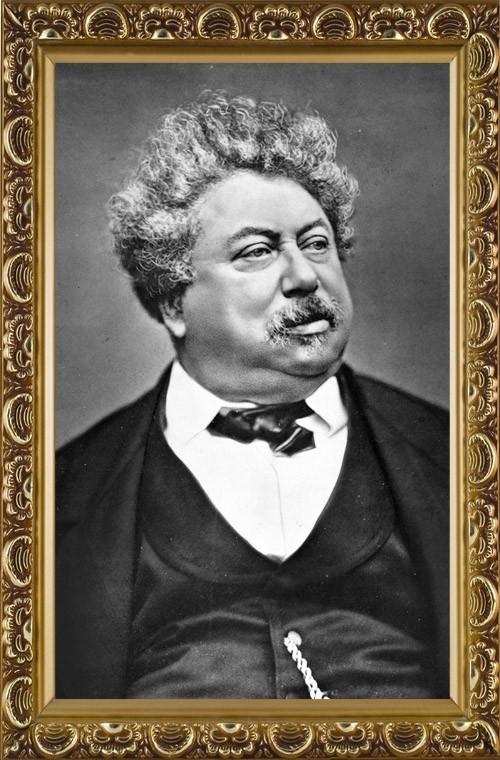 Objets et Produits d'Histoire d'Alexandre DUMAS Père