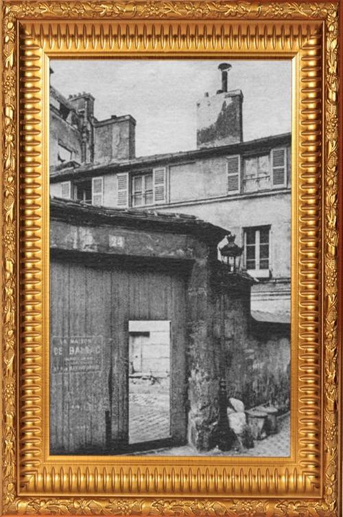 Balzac's Home