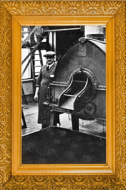 The Coffee Roasters of Art and History ®