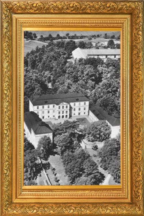 Château de Löfstad d'Axel de Fersen