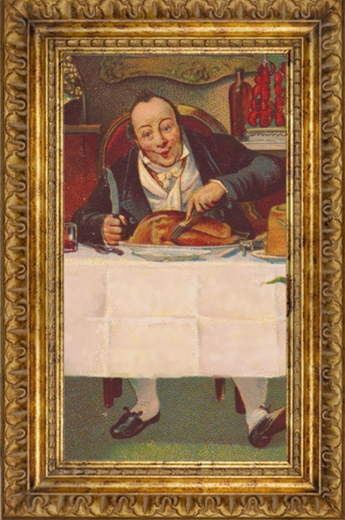 Objects of History of Great Gastronomes