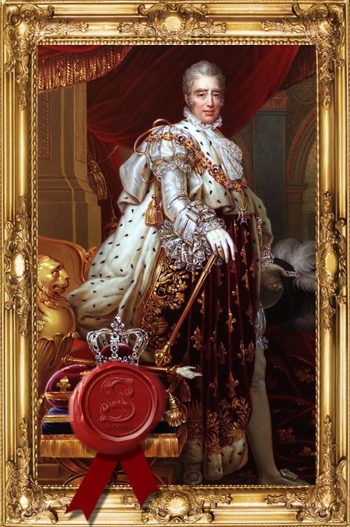 Les Secrets des Princes, Rois & Empereurs