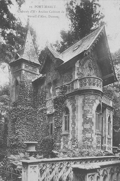 Château d'If à Monte-Cristo