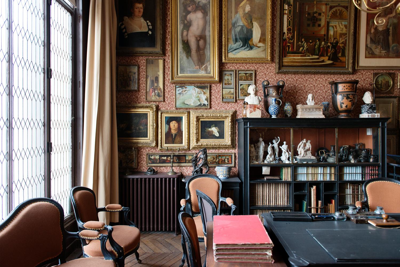 Maison de Gustave Moreau