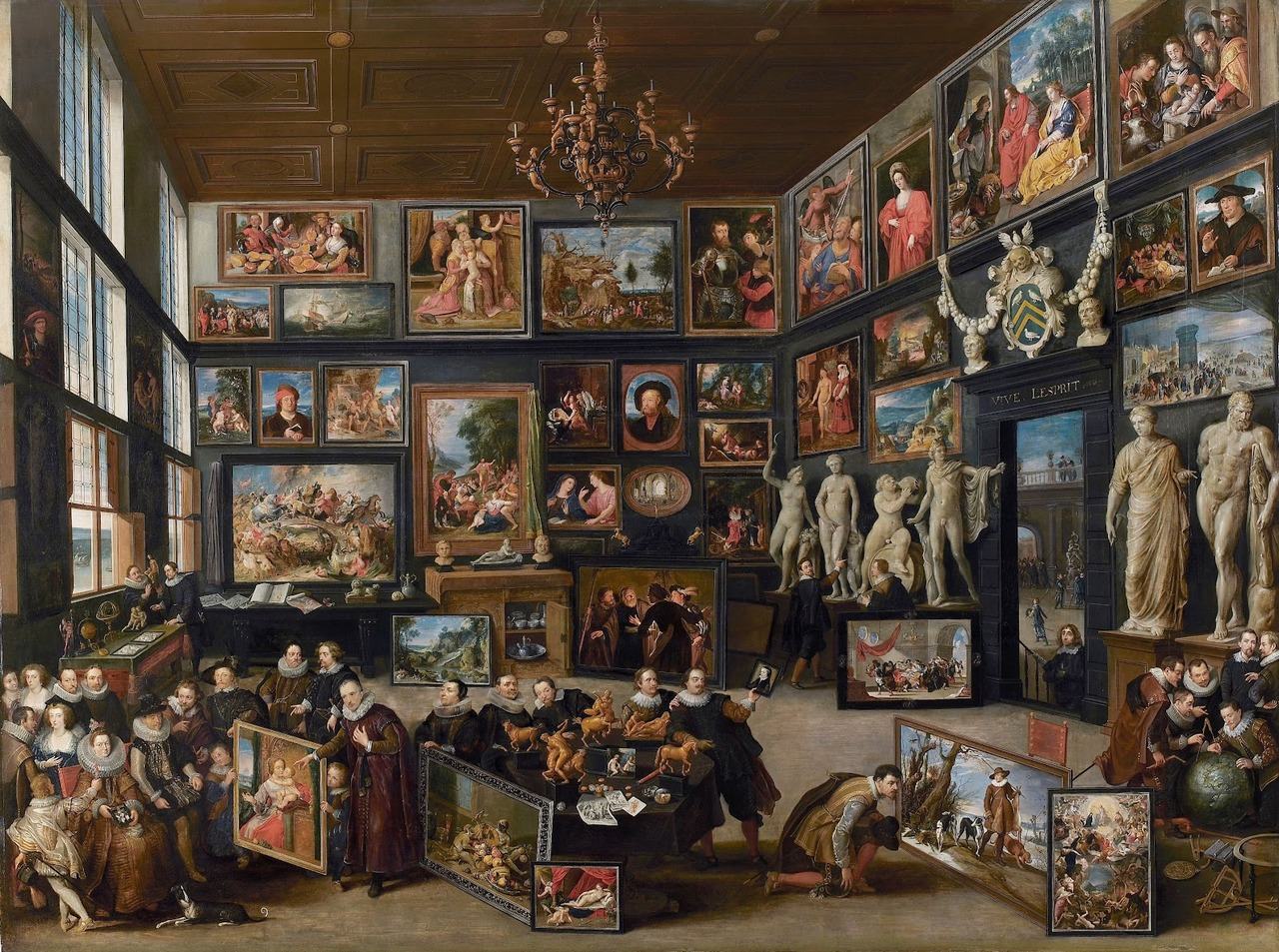 Cabinet d'amateur de Cornelis van der Geest