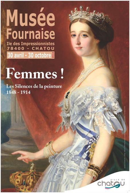 Expo Femmes-Musée Fournaise